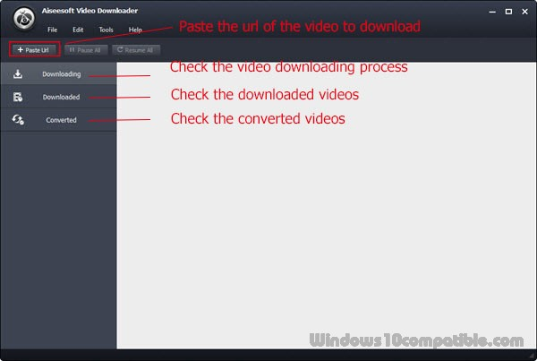 Aiseesoft Video Downloader 7 1 12 Free download